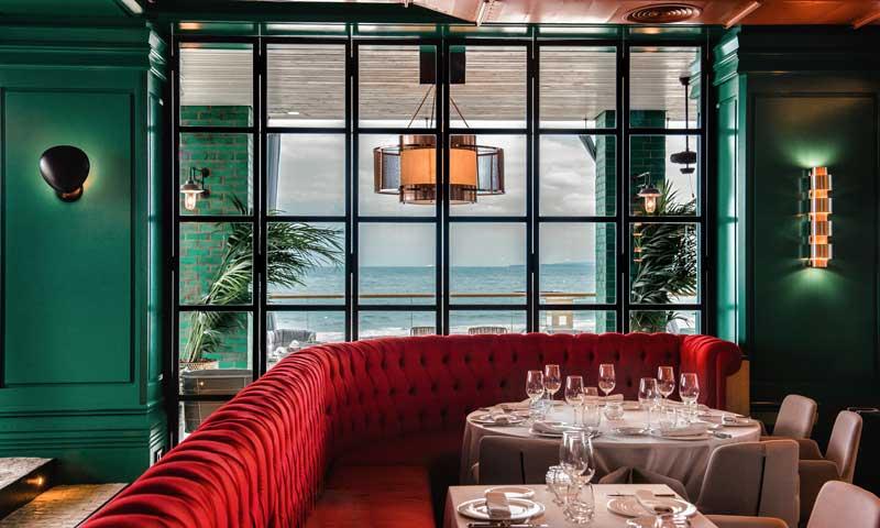 Seis restaurantes de dise o foto - Restaurantes de diseno ...