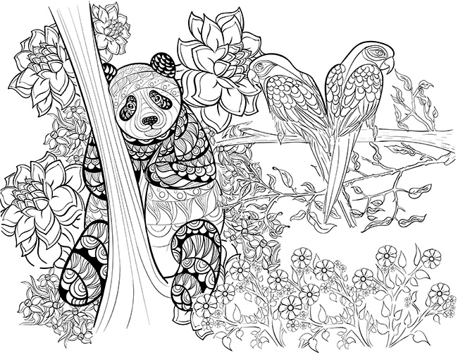 Descubre las mejores p ginas web para descargar mandalas - Dibujos juveniles para imprimir ...