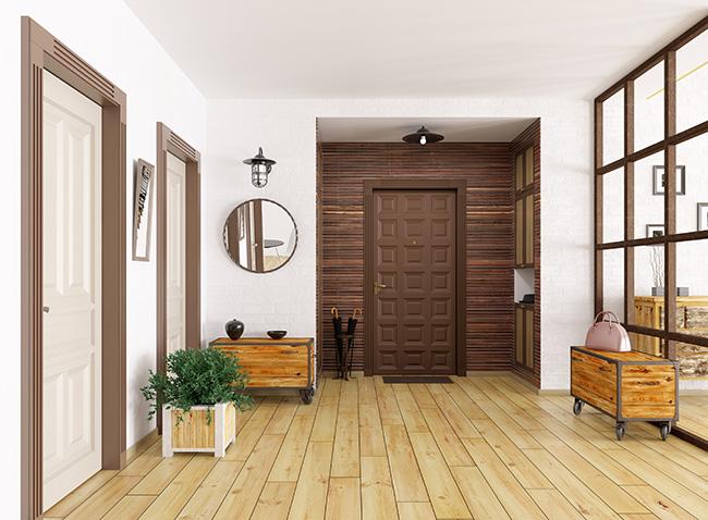 Descubre cómo conseguir que tu pasillo luzca más ancho