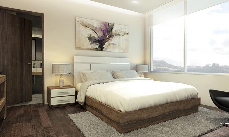 conoce estas ideas decorativas con mesillas de noche para sacar el mximo partido a tu dormitorio - Dormitorios Decoracion