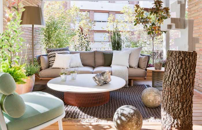 Saca partido a tu terraza urbana for Terrazas living