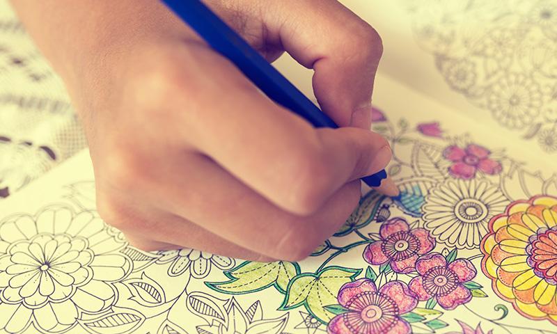 Mandalas para colorear para promover la paz
