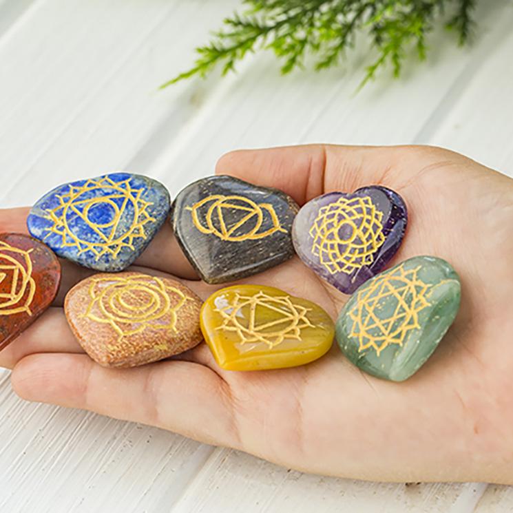 Mandalas pintados en piedra para decorar tu hogar for Home disena y decora tu hogar