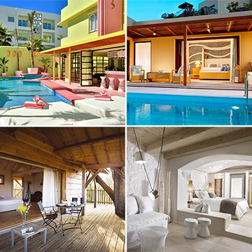 Alojamientos con estilo hoteles con sabor y decoraci n for Hoteles diseno espana