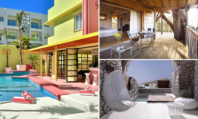 Alojamientos con estilo hoteles con sabor y decoraci n for Hoteles diseno berlin