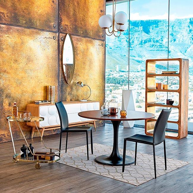 Muebles para conseguir una decoraci n vintage 100 for Muebles maison du monde segunda mano