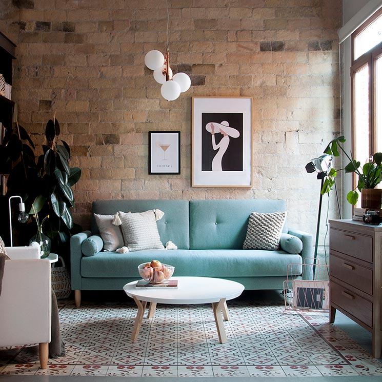 Muebles para conseguir una decoraci n vintage 100 foto - Decoracion de salones vintage ...