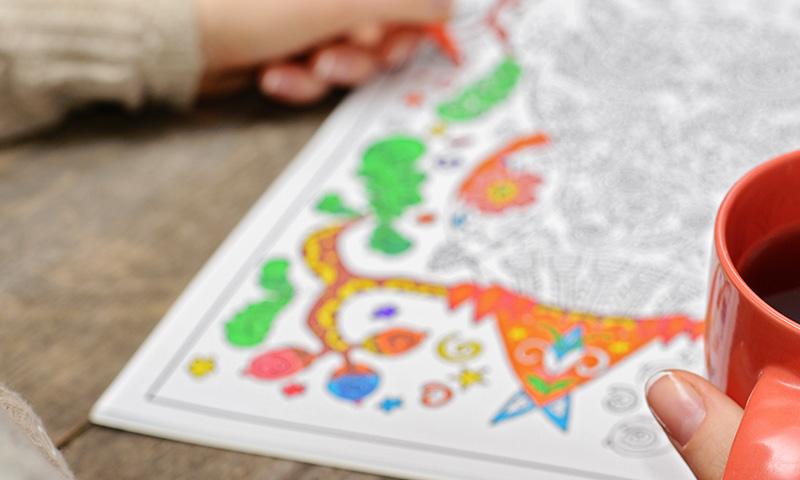 Por qué pintar un mandala es la mejor actividad para combatir el estrés
