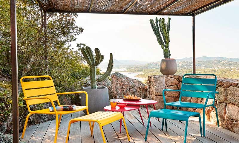 12 terrazas con encanto para disfrutar y exprimir el verano foto. Black Bedroom Furniture Sets. Home Design Ideas
