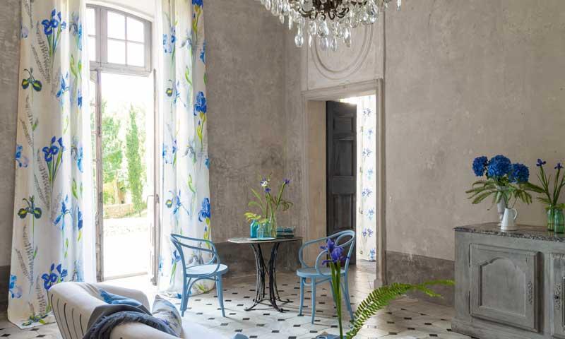 Elegir las cortinas del salón: Descubre (o no) lo que se esconde ...