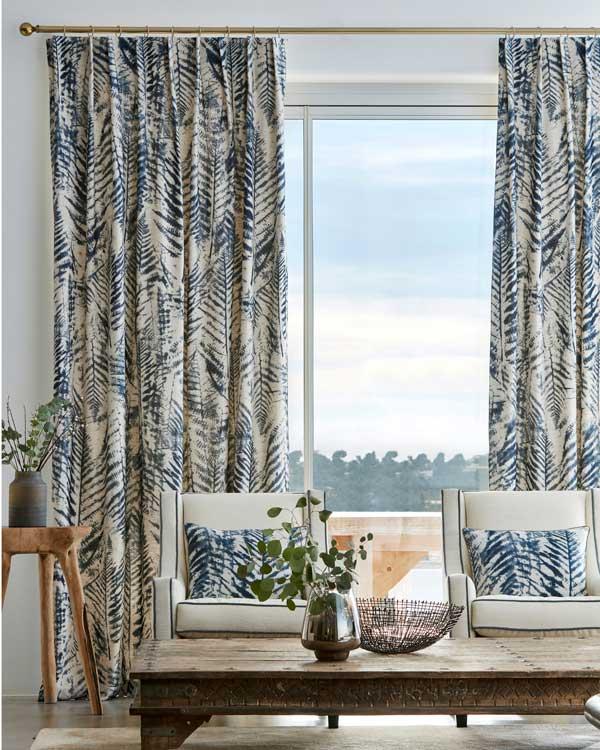 cortinas para el sal n On decoracion de cortinas para salon