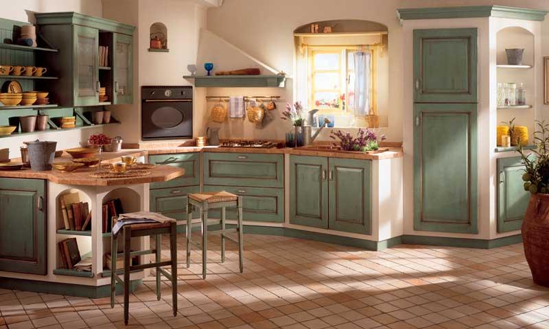 Cocinas con aire rústico: del campo a la ciudad - Foto