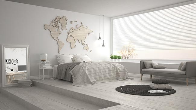 Los cabeceros m s sorprendentes para decorar tu dormitorio - Lo ultimo en decoracion de dormitorios ...