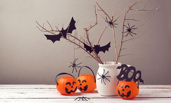Decora Tu Mesa Para Halloween Con Unas Manualidades Terroríficas