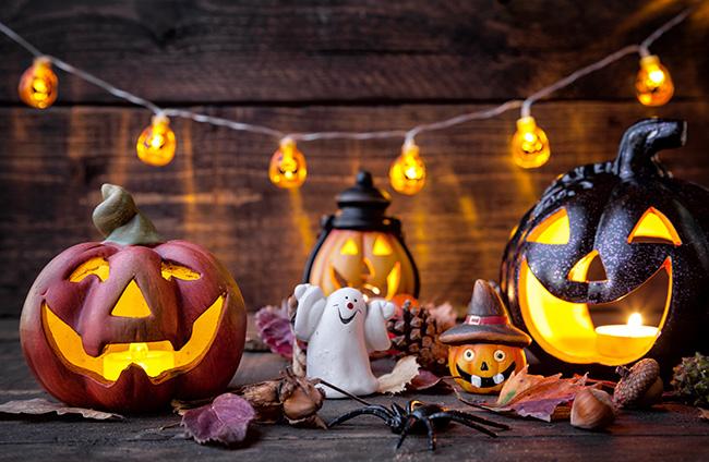 Decora Tu Mesa Para Halloween Con Unas Manualidades Terrorificas - Manualidades-de-halloween-para-decorar