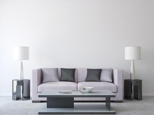 Sof s indispensables en un sal n moderno y vanguardista - Sofas para salones ...