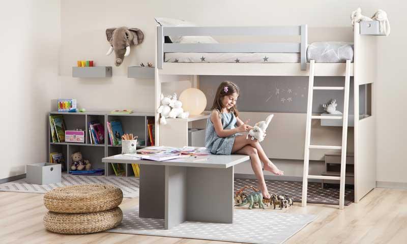 12 habitaciones infantiles que harán que la vuelta al cole sea un juego de niños