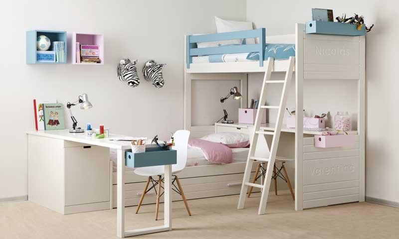 Dormitorios Infantiles Decoracion. Muebles Infantiles ...