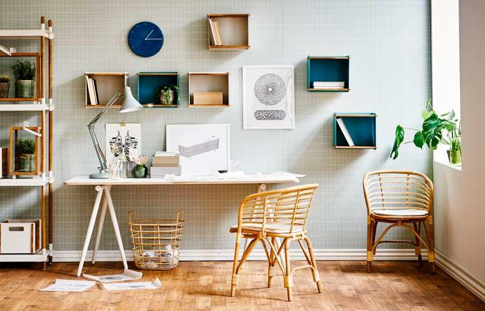 Montar la oficina en casa - Decorar oficina en casa ...