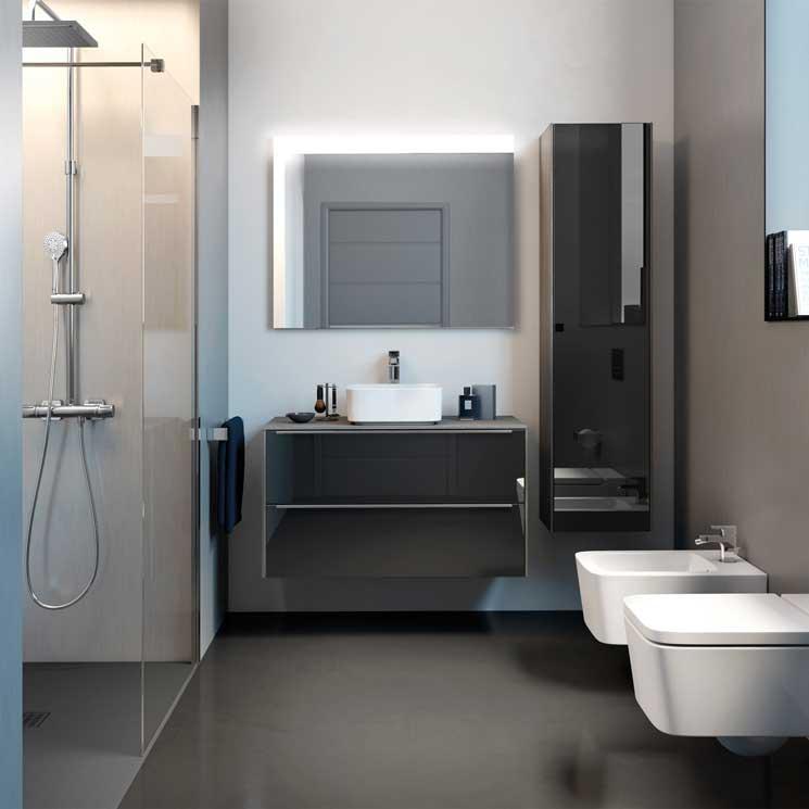 Cómo decorar un cuarto de baño pequeño