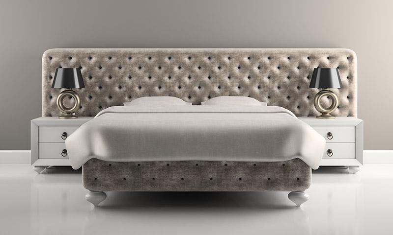 El terciopelo, un clásico 'de luxe' en la decoración de interiores