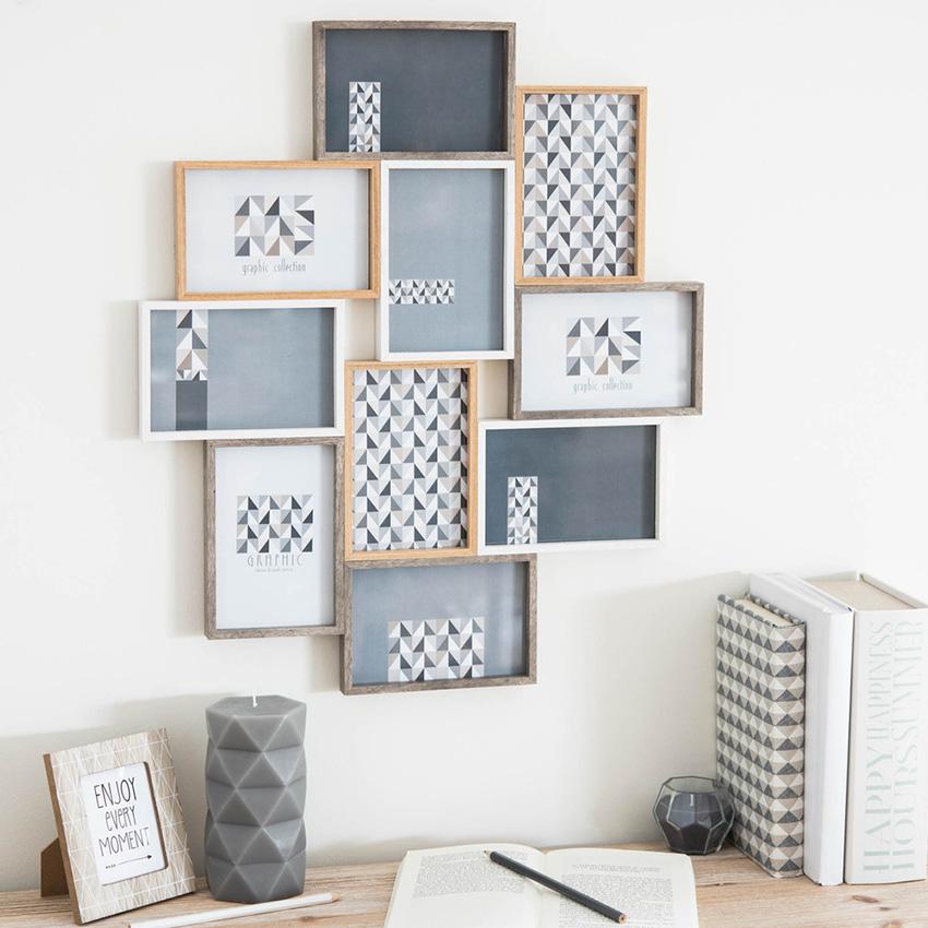 maisons du monde te da las claves para decorar tus paredes este invierno foto. Black Bedroom Furniture Sets. Home Design Ideas