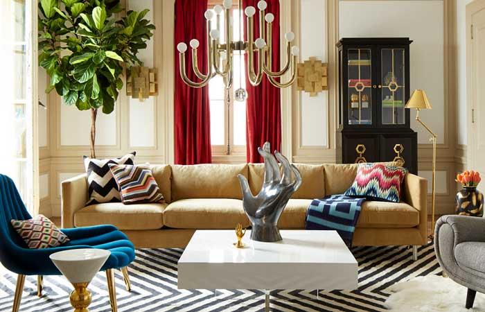 Casas con una decoración lujosa y con estilo