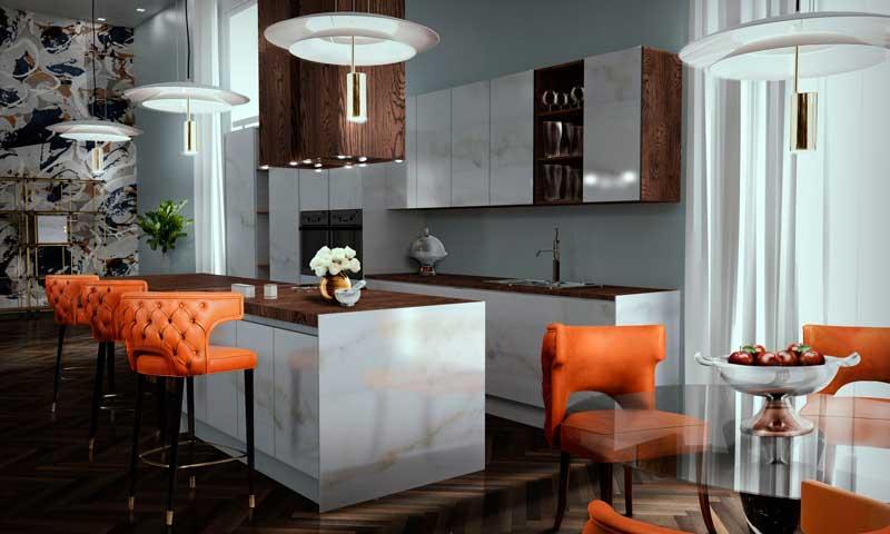 Ideas para convertir la cocina en una de las estancias con más ...