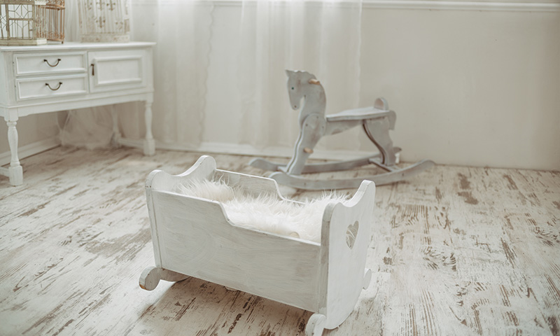 Inspiración \'vintage\' para la decoración del cuarto de tu bebé