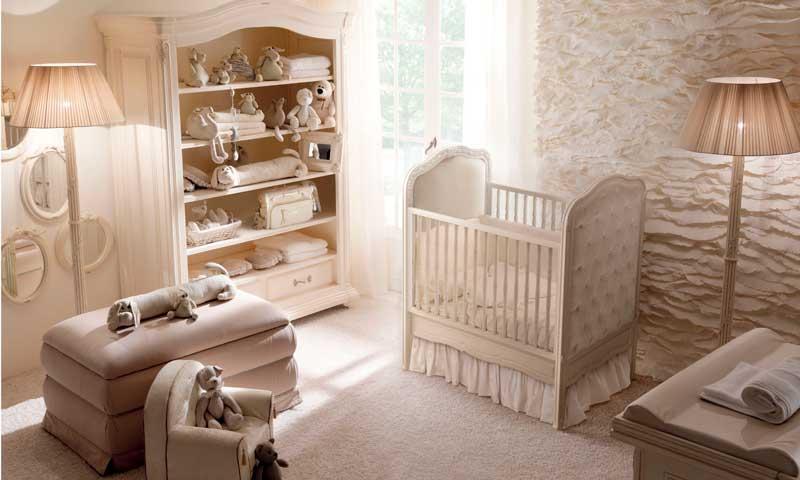 así nos imaginamos la habitación de la hija de ronaldo y georgina - foto