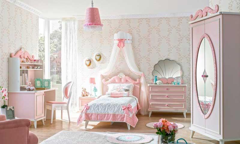 Así nos imaginamos la habitación de Alana Martina, la hija de Ronaldo y Georgina Rodríguez