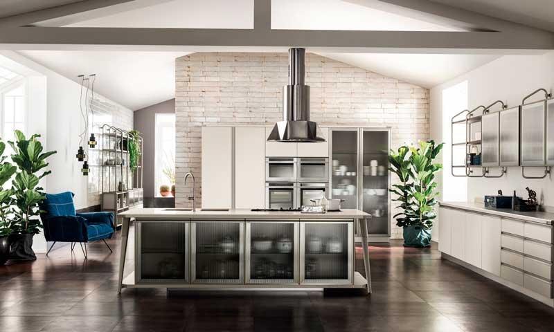 12 ideas para mantener el orden en la cocina foto - Scavolini cucine diesel ...