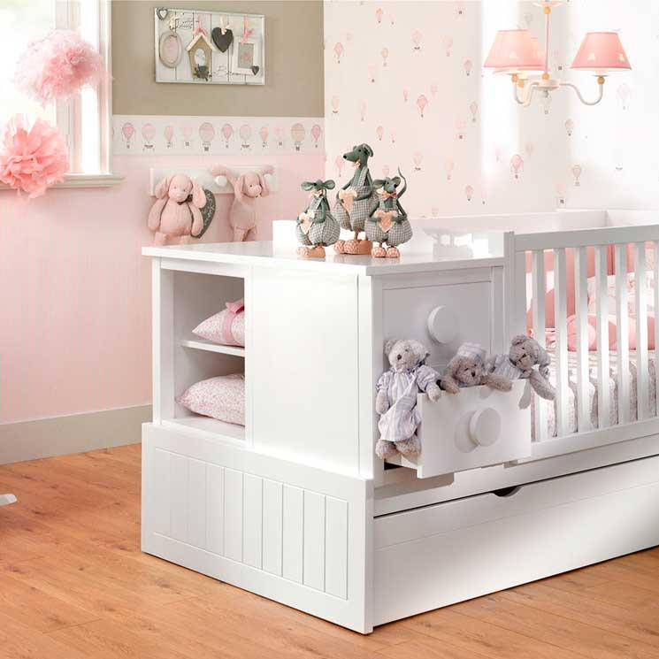 C mo decorar las habitaciones para beb s foto 1 - Adornos habitacion bebe ...