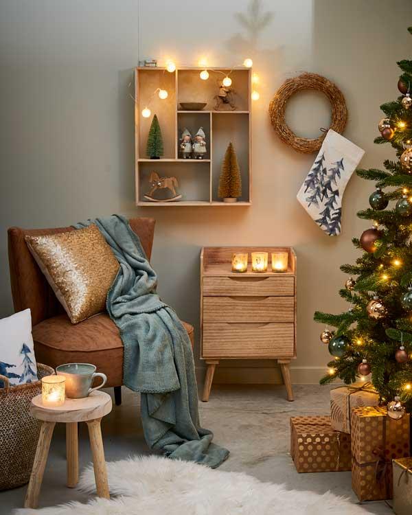 Tendencias decorativas navideñas
