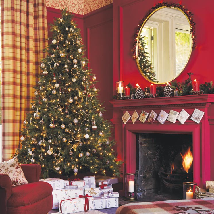 7ea86f84708 Cuatro estilos para decorar tu casa por Navidad