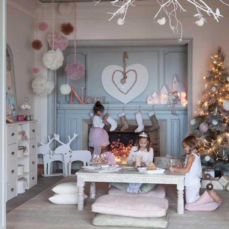Cómo Decorar La Casa Por Navidad Pensando En Los Niños Foto 1