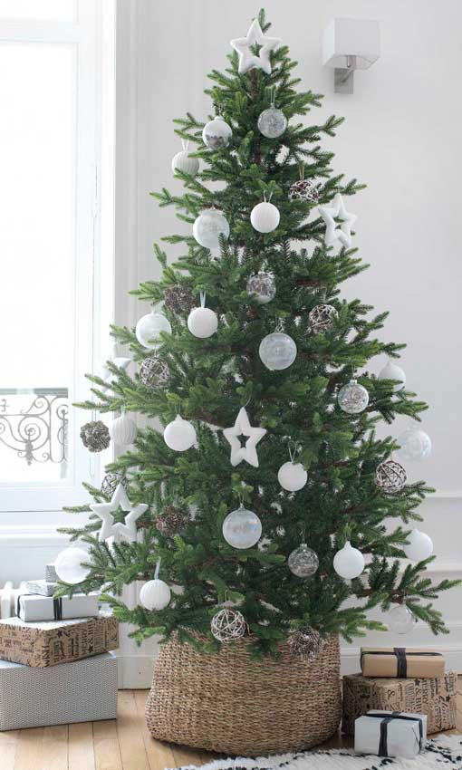 C mo convertir al rbol de navidad en el epicentro for Cesta arbol navidad