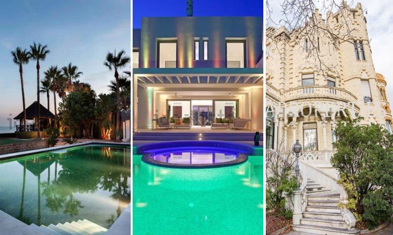 Top 10 las casas m s lujosas a la venta en espa a - Casas espectaculares en espana ...
