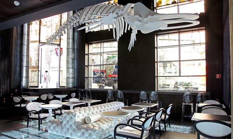 Siete restaurantes que te ganarán por la comida y harán que te quedes por su diseño