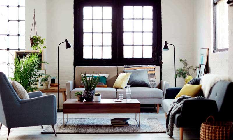 Cu l de estos 12 sof s ser el rey de tu casa tendencias y novedades para tomar asiento foto 1 - Muebles rey salones ...