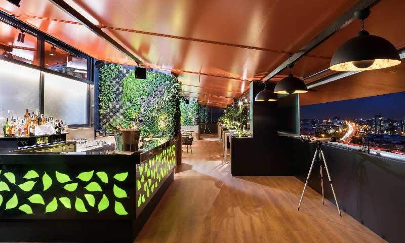 Lo suyo es puro dise o 10 hoteles para disfrutar la for Hoteles chic en madrid