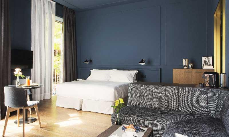 Lo suyo es puro dise o 10 hoteles para disfrutar la for Hoteles minimalistas en espana