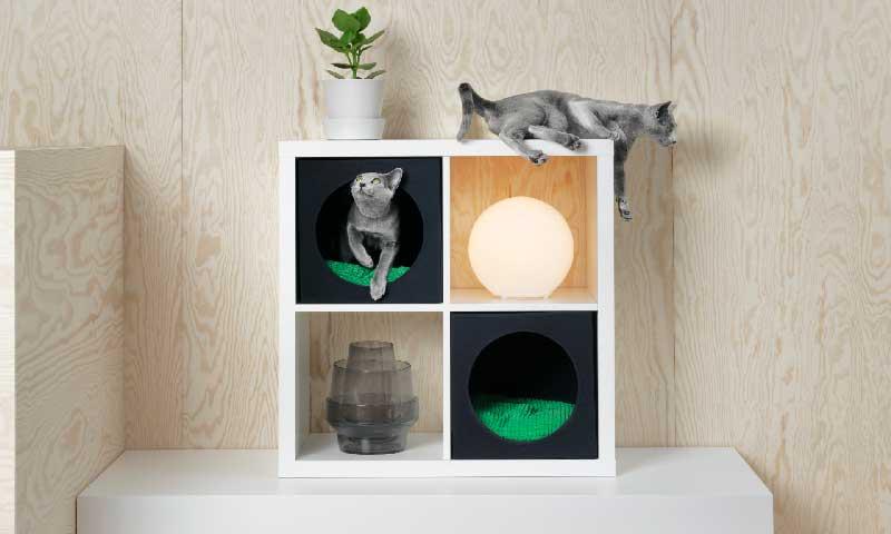 Atenci n mascotas estos muebles son para vosotros o - Muebles para mascotas ...