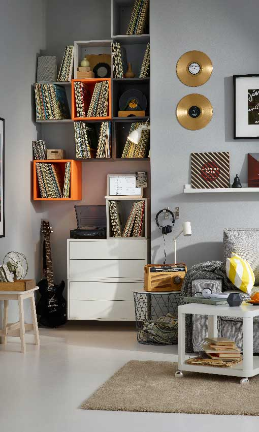 Especial apartamentos peque os 12 ideas para multiplicar for Decoracion apartaestudios