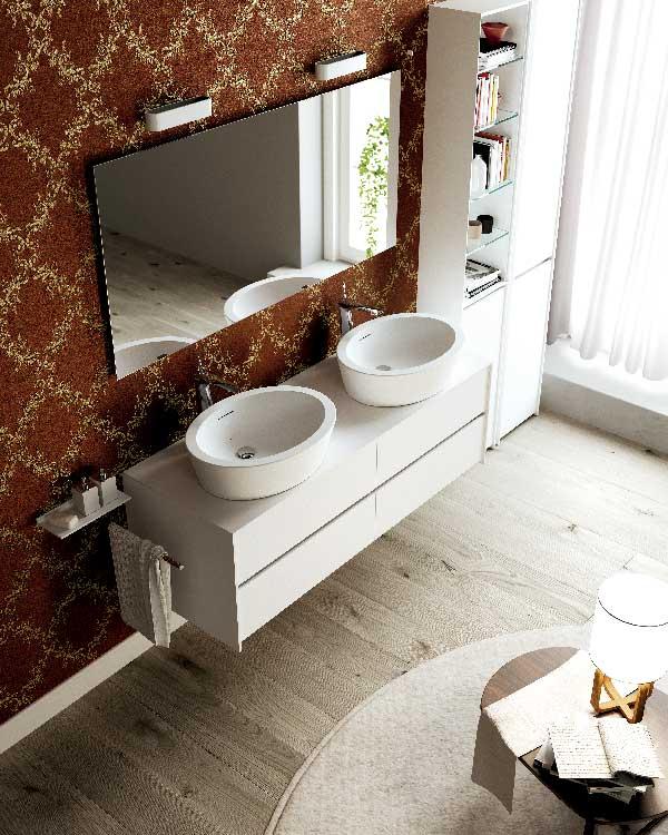 Claves para elegir los muebles del ba o for Muebles de bano murcia