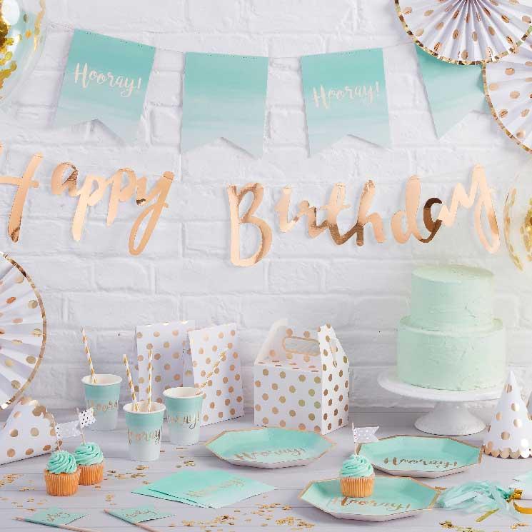Quince Ideas Para Montar Un Cumpleaños Infantil En Casa Foto 1