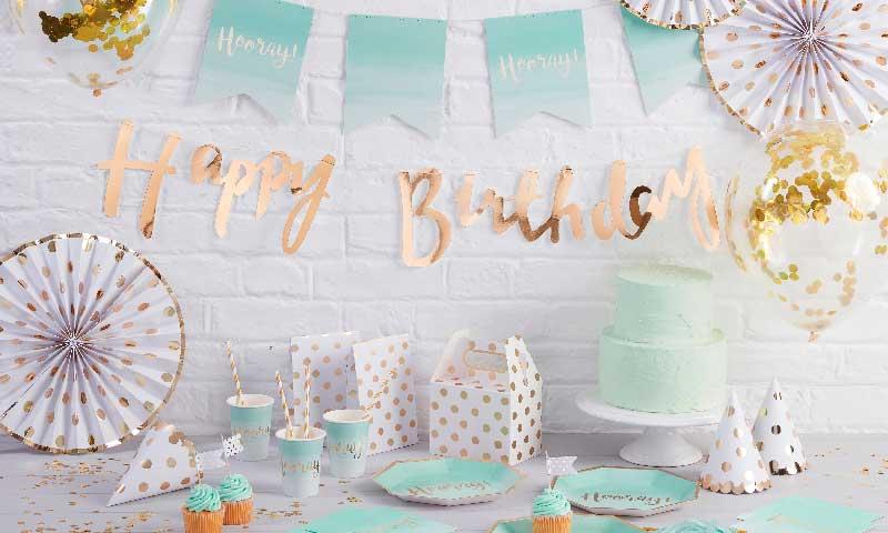 Quince ideas para montar un cumplea os infantil en casa foto for Cuartos decorados feliz cumpleanos