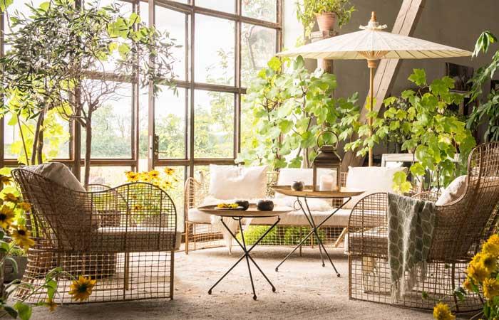 Las Mejores Plantas Para Tu Casa - Como-decorar-un-jardin-con-plantas-y-flores