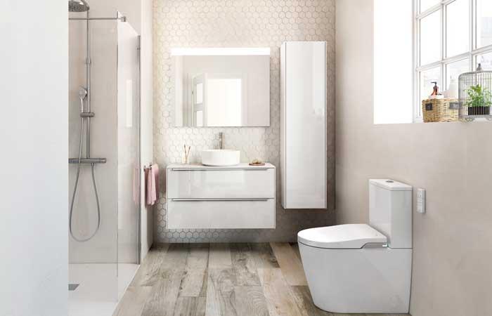 Claves para decorar baños pequeños - Foto 1
