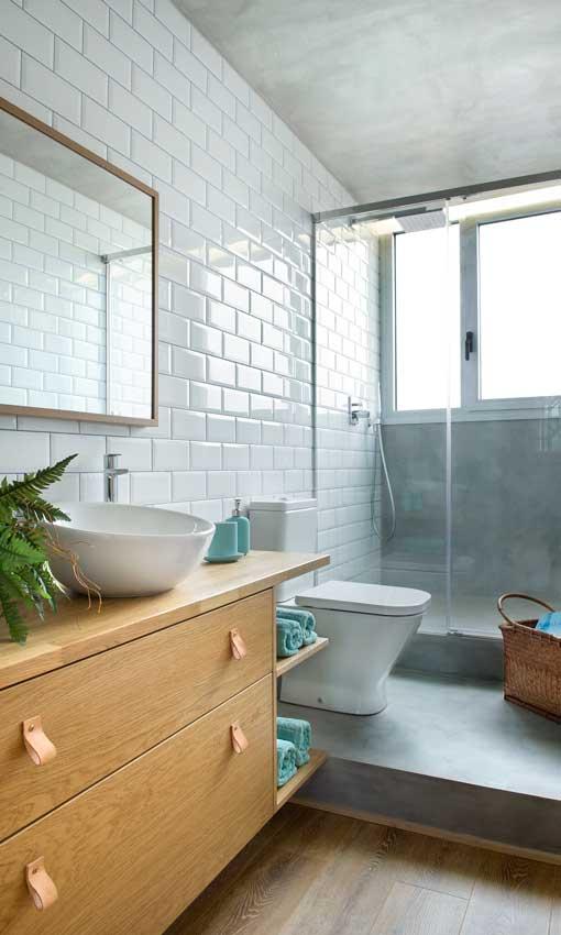 Claves para decorar baños pequeños - Foto